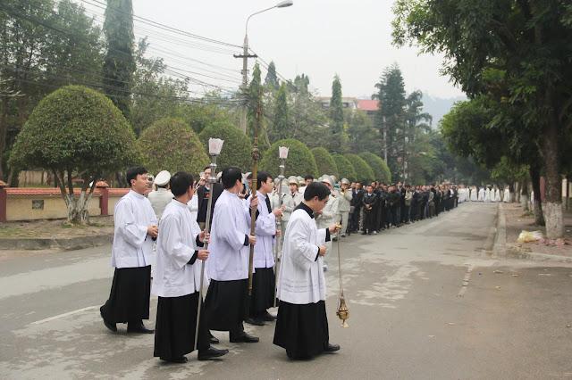 Lễ truyền chức Phó tế và Linh mục tại Giáo phận Lạng Sơn Cao Bằng 27.12.2017 - Ảnh minh hoạ 85