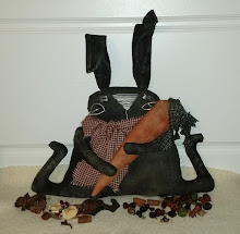PRIMITIVE BLACK RABBIT