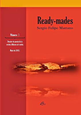 Dossier N° 1 - Ready-mades, Sergio Mattano