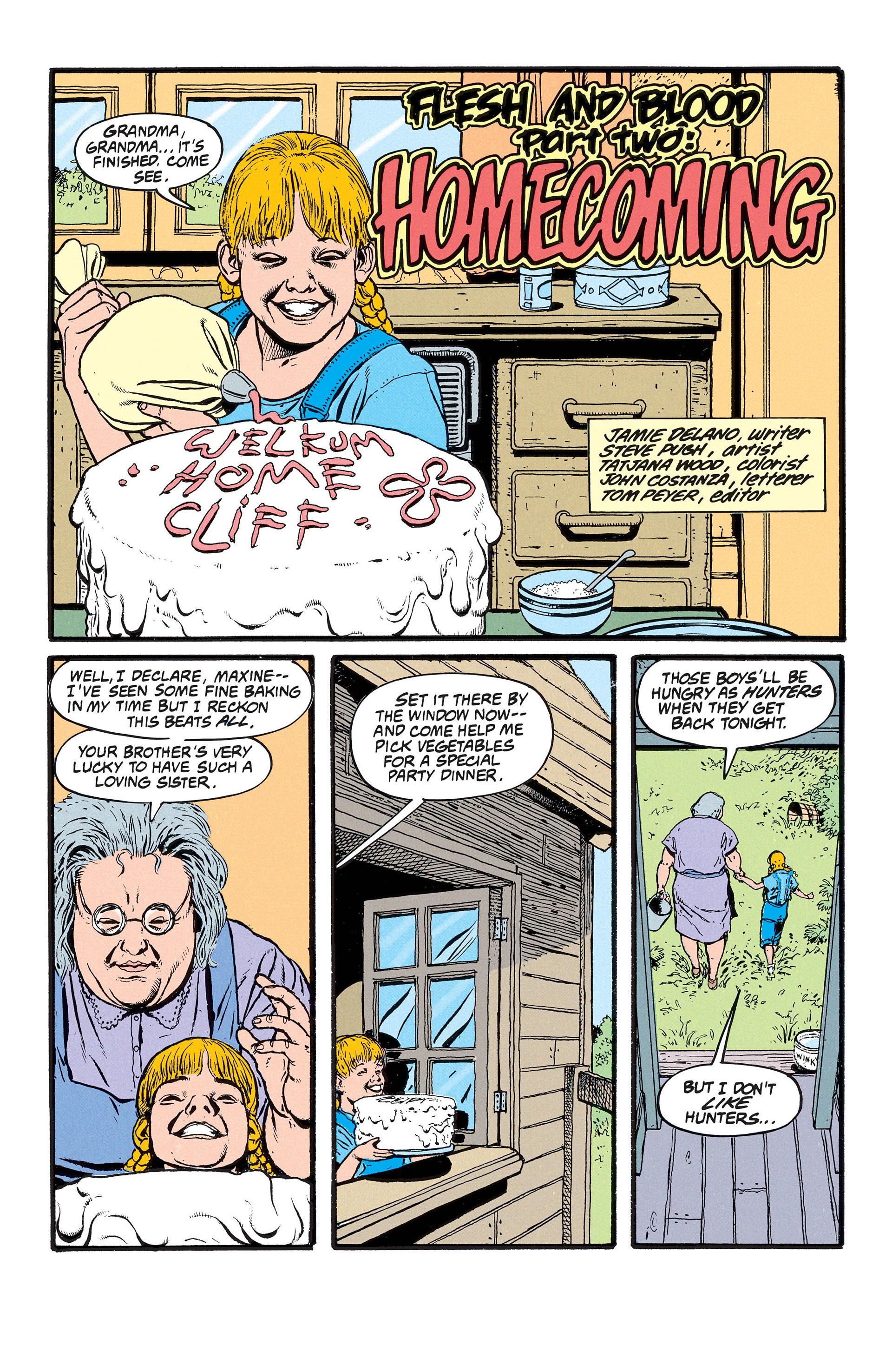 Read online Animal Man (1988) comic -  Issue #52 - 2