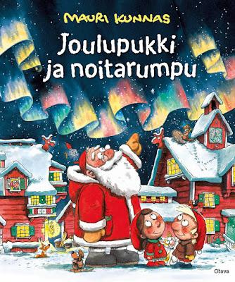 Mauri Kunnas Joulupukki