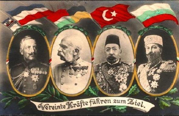 تحالف دول المركز (الوسط)