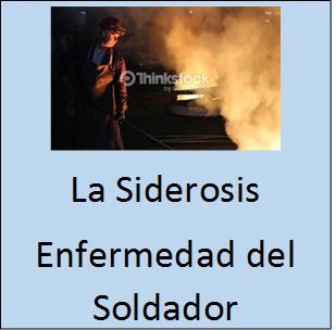 La siderosis 1