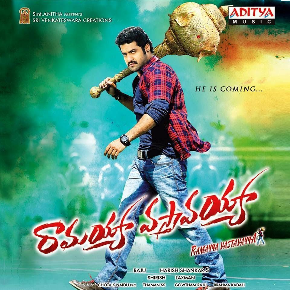 Im A Rider Song Download 320kbps: Ramayya Vasthavayya Telugu Mp3 Songs Download
