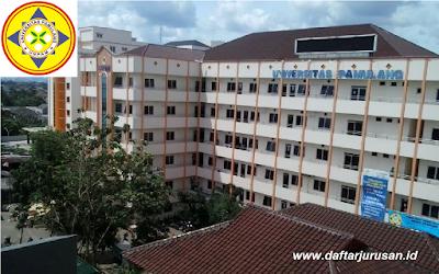 Daftar Fakultas dan Program Studi UNPAM Universitas Pamulang Tangerang