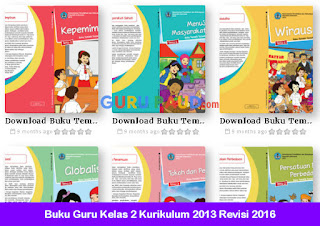 Buku Guru Kelas 2 Kurikulum 2013 Revisi 2016