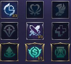 Custom Support Emblem