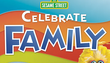 "DVD Release and Giveaway: ""Sesame Street: Celebrate Family"" Arrives on DVD on February 5 ~ Get a Free Printable Pack and Enter to Win the DVD!"