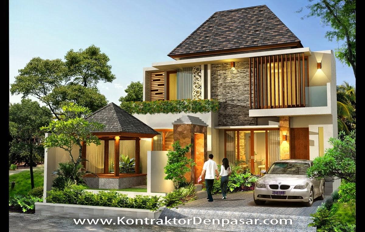 Desain Rumah Minimalis 2 Lantai Luas Tanah 150 M2  Gambar Foto Desain Rumah