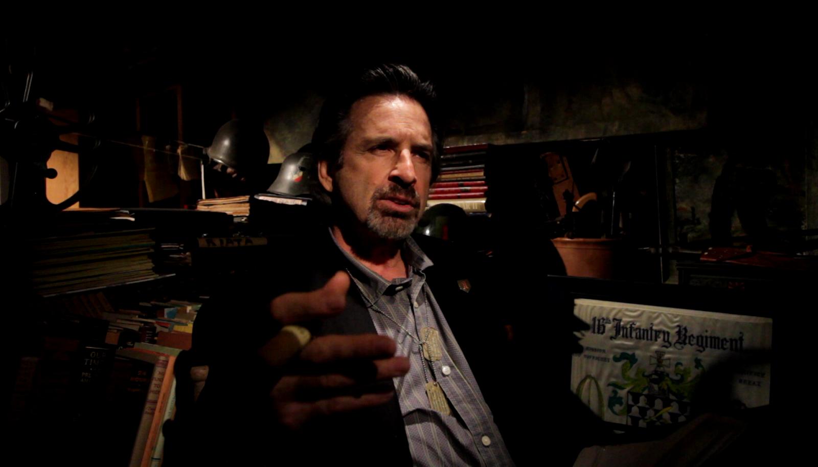 Robert Carradine interview, Samantha Fuller's A Fuller Life documentary