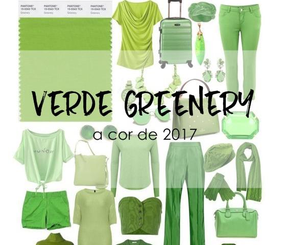 COR DE 2017 INSPIRACAO VERDE GREENERY