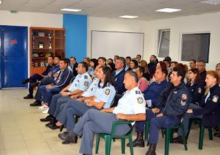 Ενημερωτικές επισκέψεις ψυχολόγων της Ελληνικής Αστυνομίας σε αστυνομικές Υπηρεσίες της Κεντρικής Μακεδονίας