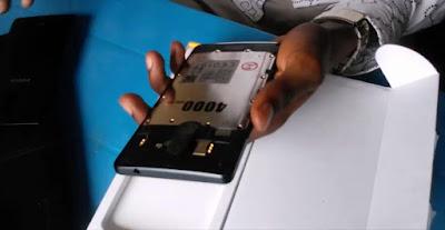 infinix hot 4 battery