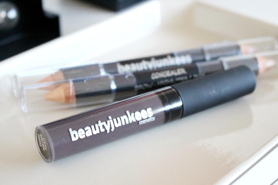 beauty junkees tinted brow gel