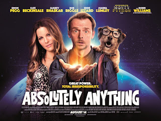 Absolutely Anything Banner Poster