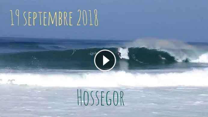 Hossegor 19 09 2018 Jour de Surf