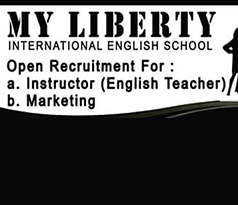 Lowongan Kerja My Liberty International Engkish School