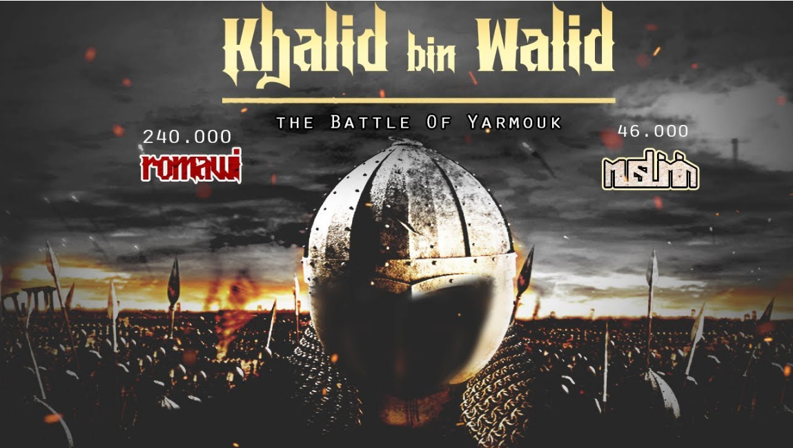 Kisah Khalid bin Walid di Perang Mu'tah Yang Mendunia Bagian 2