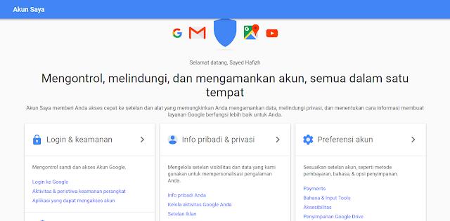 Cara Mengganti Password Gmail di Android Dengan Mudah