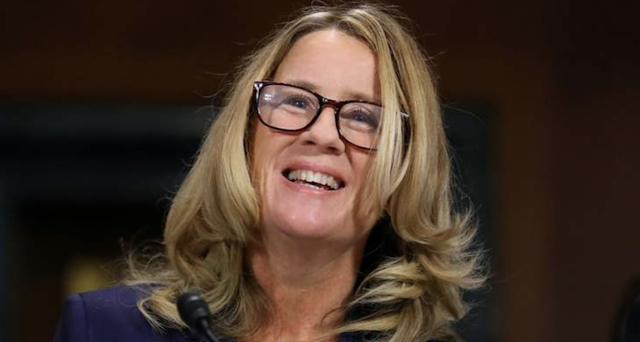 Christine Ford raises $650,000, Mark Judge struggles