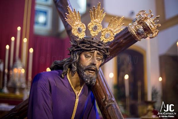 El 22 de Febrero regresará el Cristo de las Misericordias de Jerez