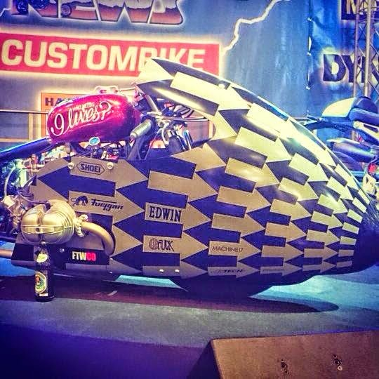 Custombike Show '14.