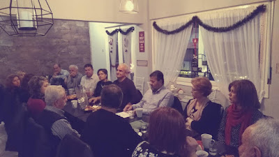 Συνάντηση του βουλευτή Πιερίας του ΣΥΡΙΖΑ Στέργιου Καστόρη με εργαζόμενους στις δημόσιες δομές υγείας