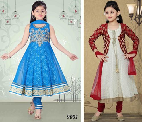 24 Model Baju Gamis Sari India Terbaik Populer Model Baju Muslim