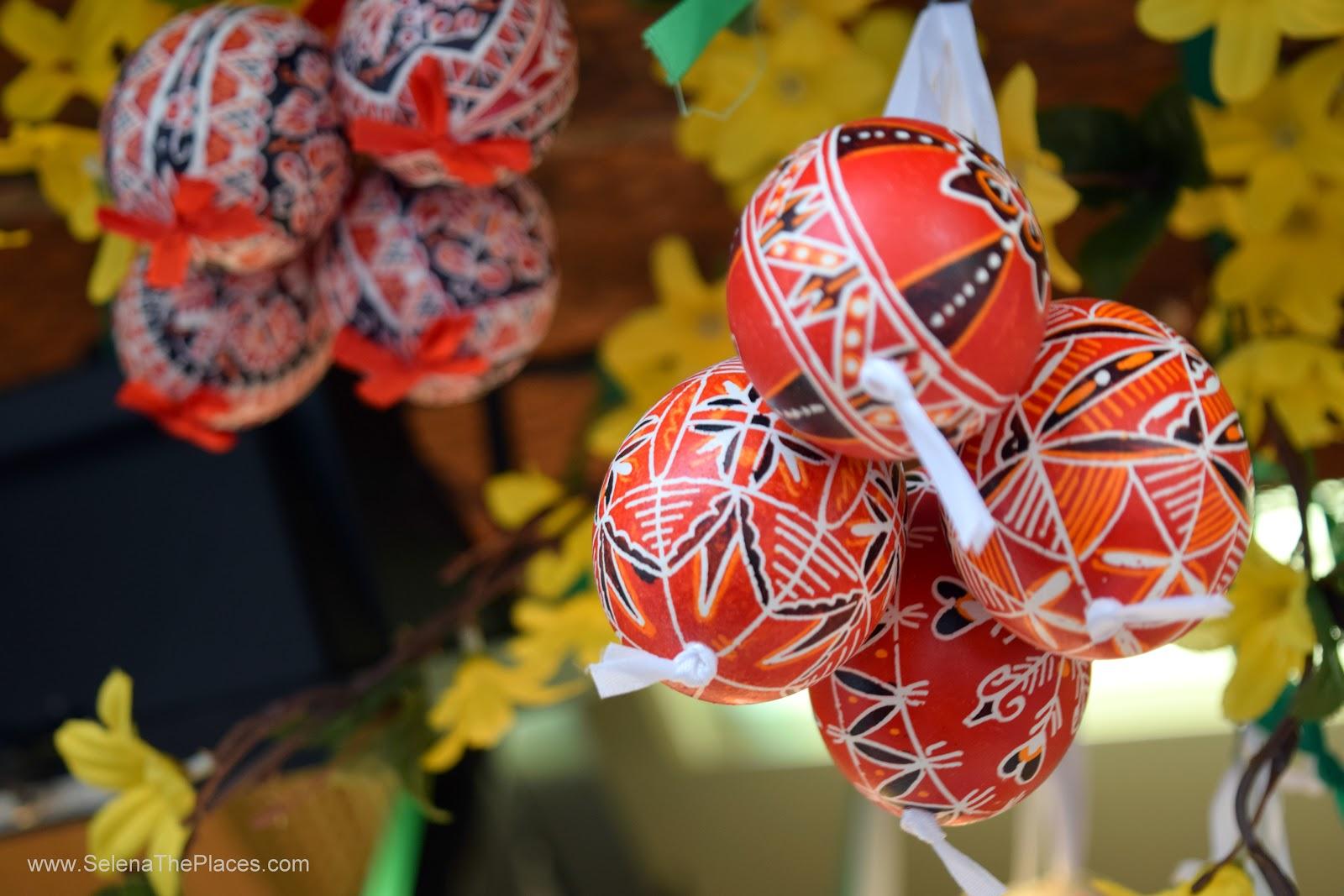 Easter Markets of Prague, Czech Republic