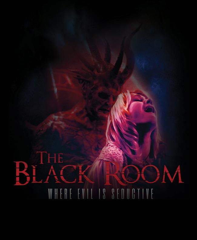 The Black Room [2016] [DVDR] [NTSC] [CUSTOM HD] [Latino]