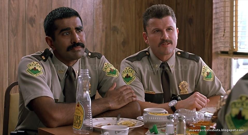 Vagebond's Movie ScreenShots: Super Troopers (2001)