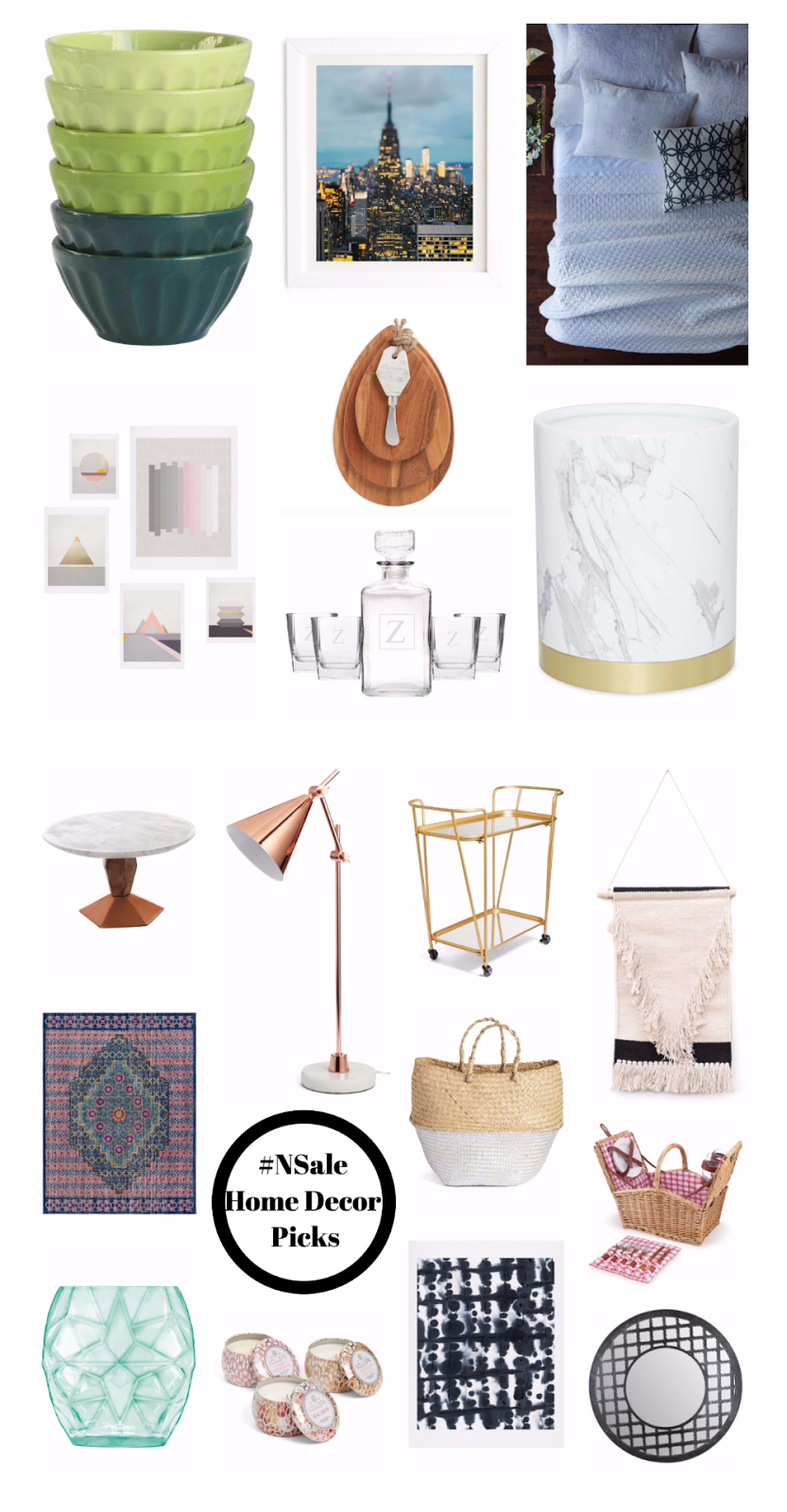 Best Home Decor Finds From The Nsale Enter To Win 500