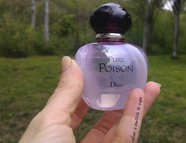 Perfume Dior Pure Poison