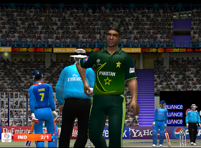 EA Sports Cricket 2011 Game Setup Download