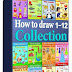 How to draw collection 1-12 13-24