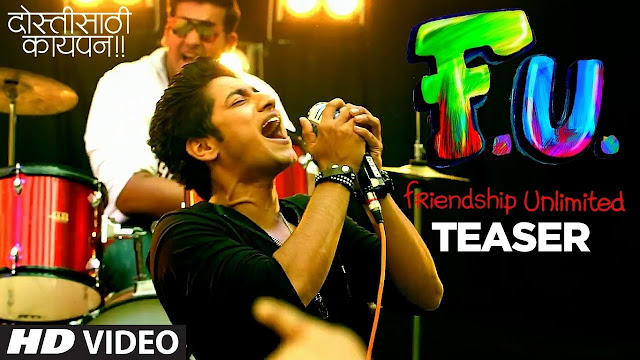 Tu Auron Ki Lyrics | FU Friendship Unlimited
