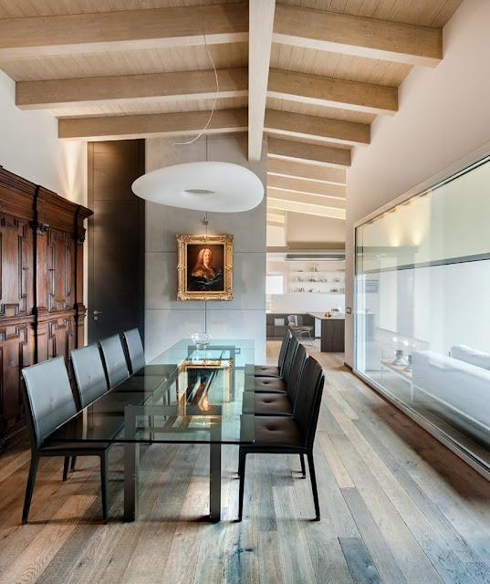 Karakteristik Gaya Arsitektur Kontemporer (Interior)