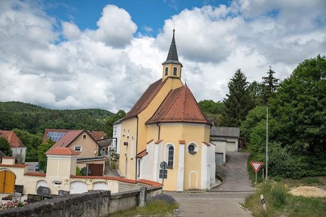 Wacholderweg von Aicha nach Allersburg  Wandern im Amberg-Sulzbacher Land 14