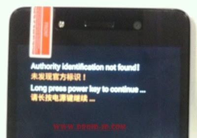 Cara Flash Andromax R I46D1G Tanpa PC
