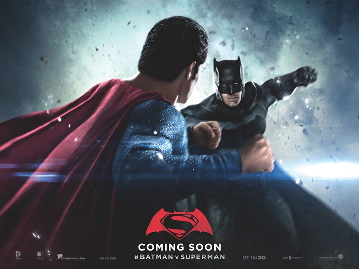 Póster: Batman v. Superman: Dawn of Justice