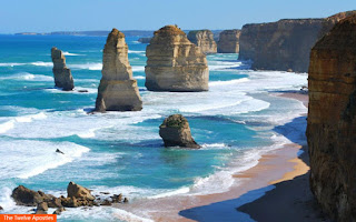 Cover Photo: The Twelve Apostles