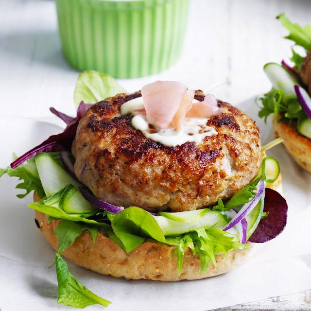 Recipe:Garnish Burger