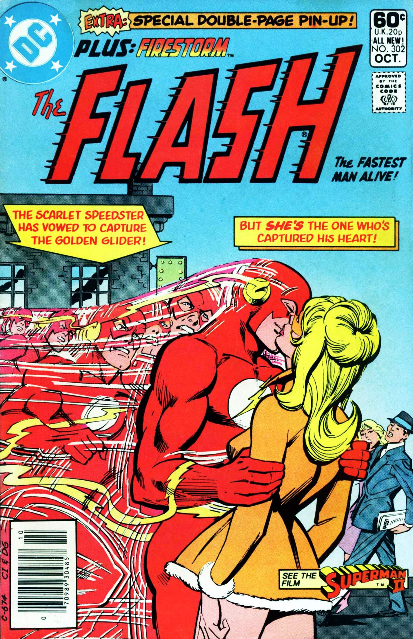 The Flash (1959) 302 Page 1