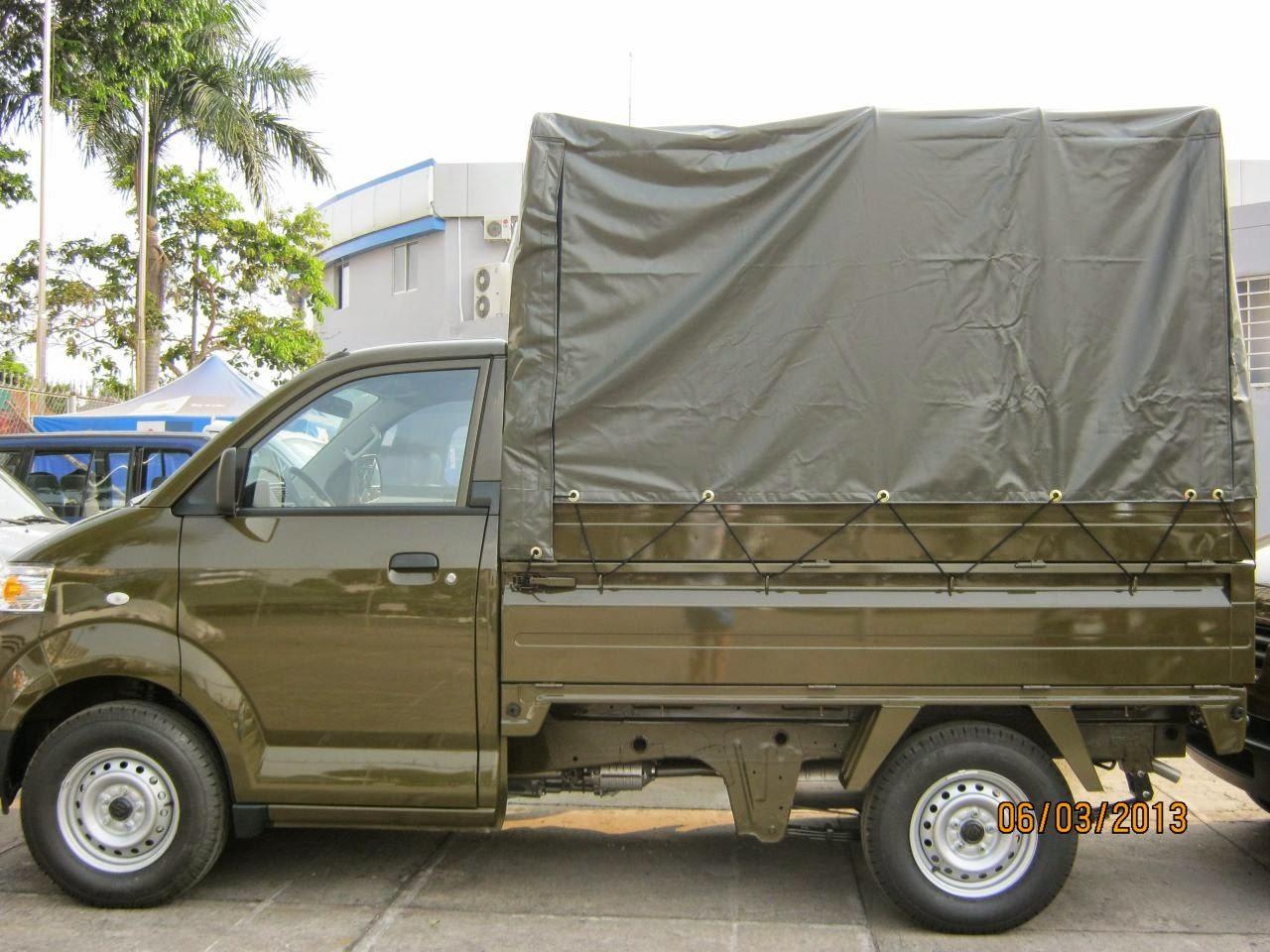 mua xe tải Suzuki ở đâu ảnh số 7