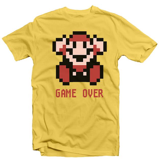 tshirt factory mario
