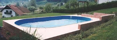 Vzdrževanje vode v montažnem bazenu