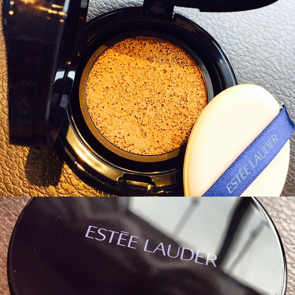Rouge Deluxe Estee Lauder Double Wear Cushion Bb Liquid Compact