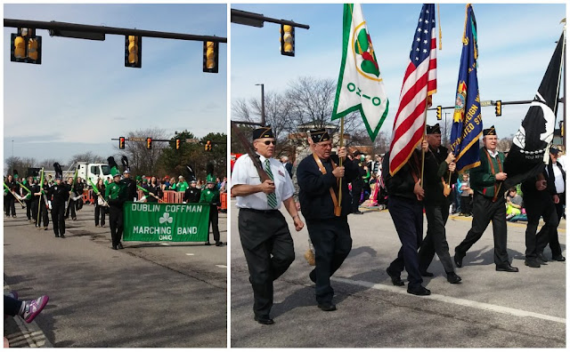 Dublin's St. Patrick's Day Parade #IrishisanAttitude #SoDublin