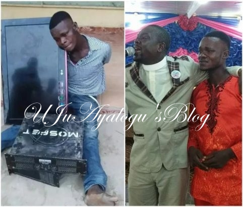 Pastor Bails Thief Who Broke Into His Church To Steal Valuables
