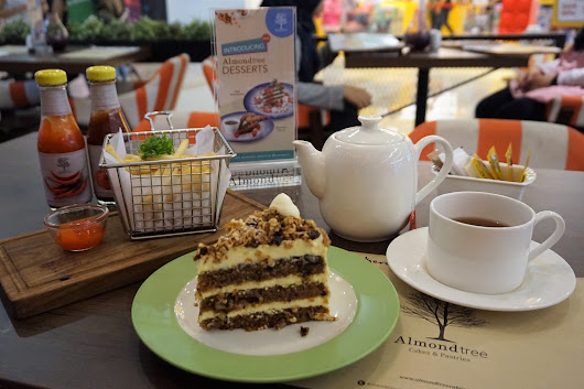 Almondtree by The Harvest Gandaria City